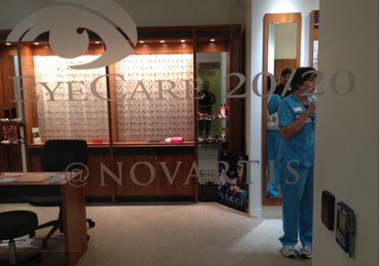 eyecare office
