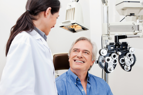 cataract diagnosis