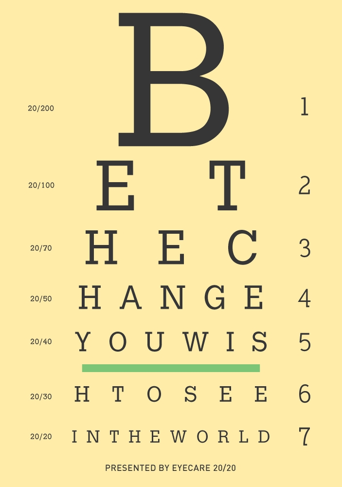 photograph regarding Eye Chart Printable named In this article is the docs favrorite estimate, performed inside of eye chart structure