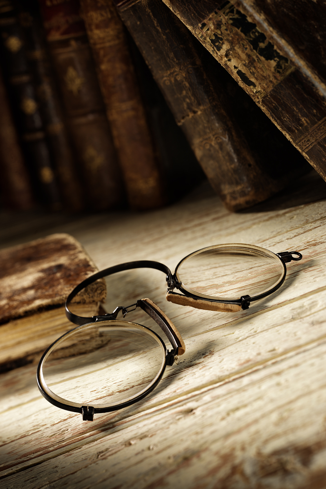 History of Eye Glasses