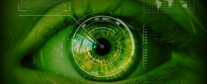 eye forensics