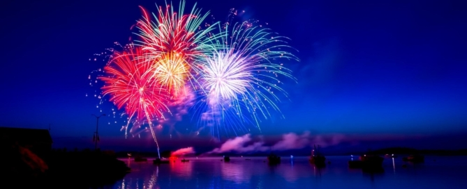 Dangerous Times: How to Avoid Fireworks Damage to Your Eyes on July 4