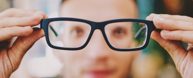 What causes myopia