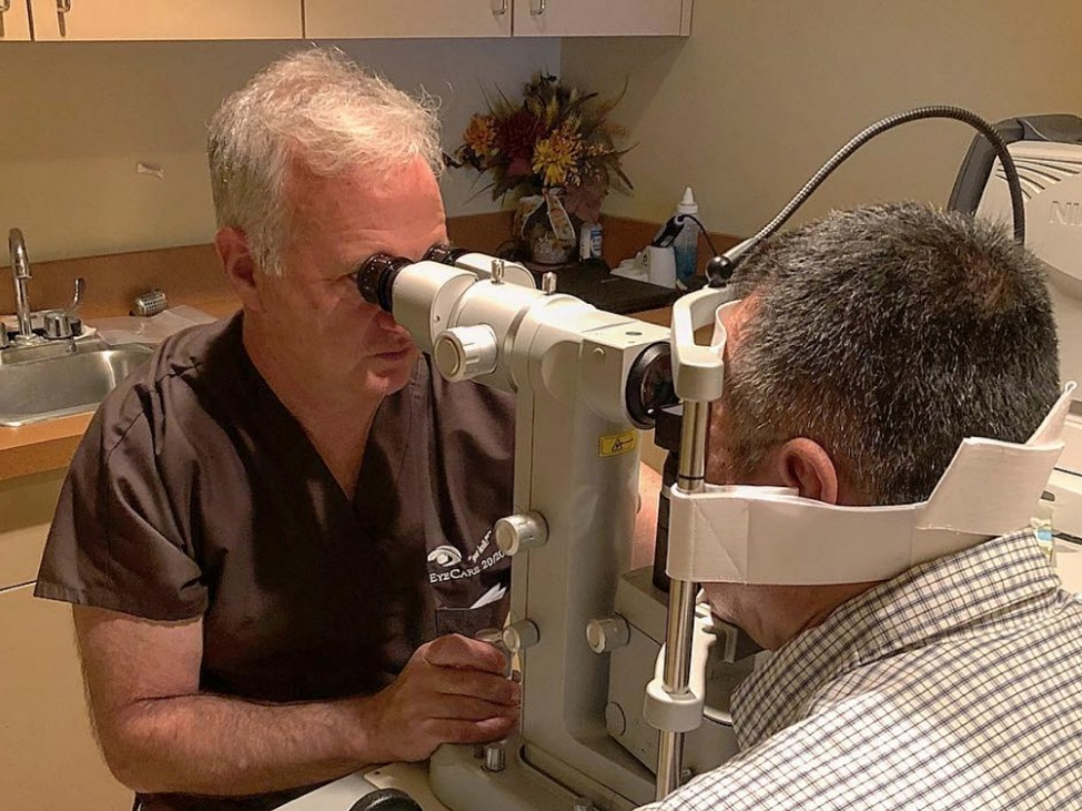 Slit Lamp Exam
