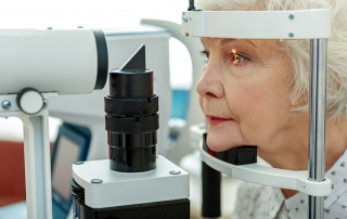 Eye Scans May One Day Give Early Warning of Alzheimer's Disease