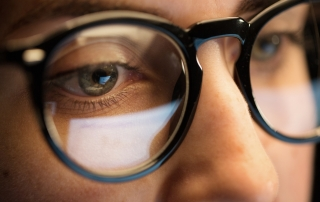 Solutions for Preventing and Easing Digital Eye Strain