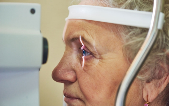 Glaucoma-Patients